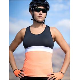 Santini Scia Top Women arancio fluo